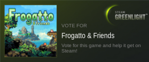 Vote for Frogatto on Steam Greenlight!